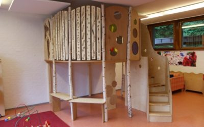 Kindergarten Möbelbau